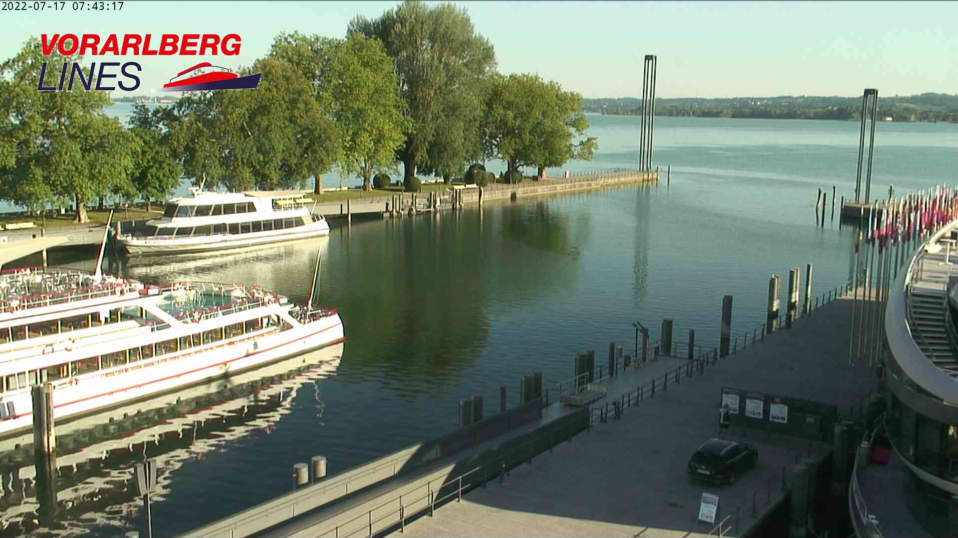 Hafen Bregenz